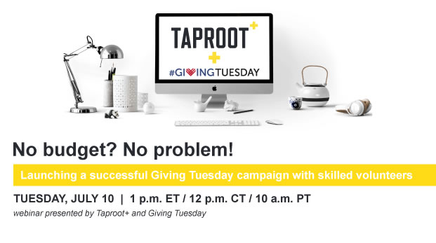 Gearing up for #GivingTuesday? This webinar will help you plan and execute a successful campaign.