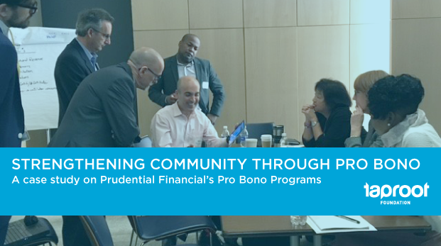 Explore how Prudential Financial is equipping emerging leaders with in-demand skills through pro bono.