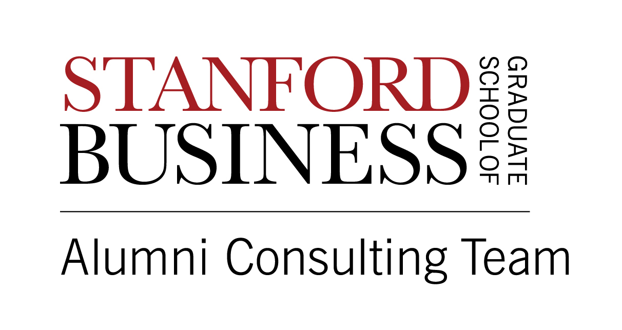 Stanford business alumni consulting team