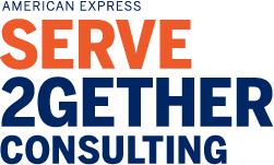 american express serve2gether consulting