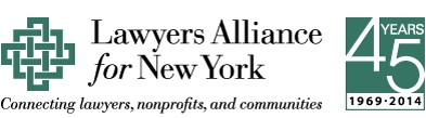 lawyers alliance new york pro bono week