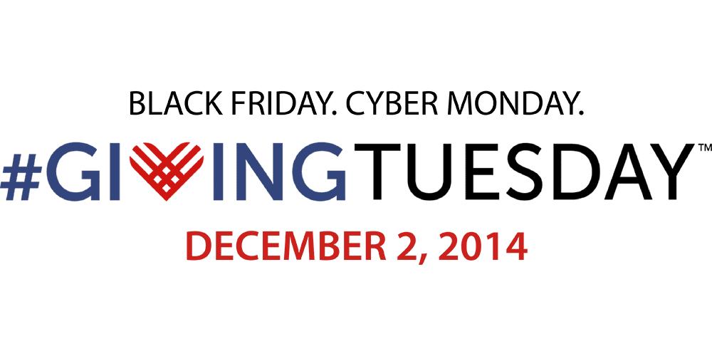 Giving Tuesday 2014 logo