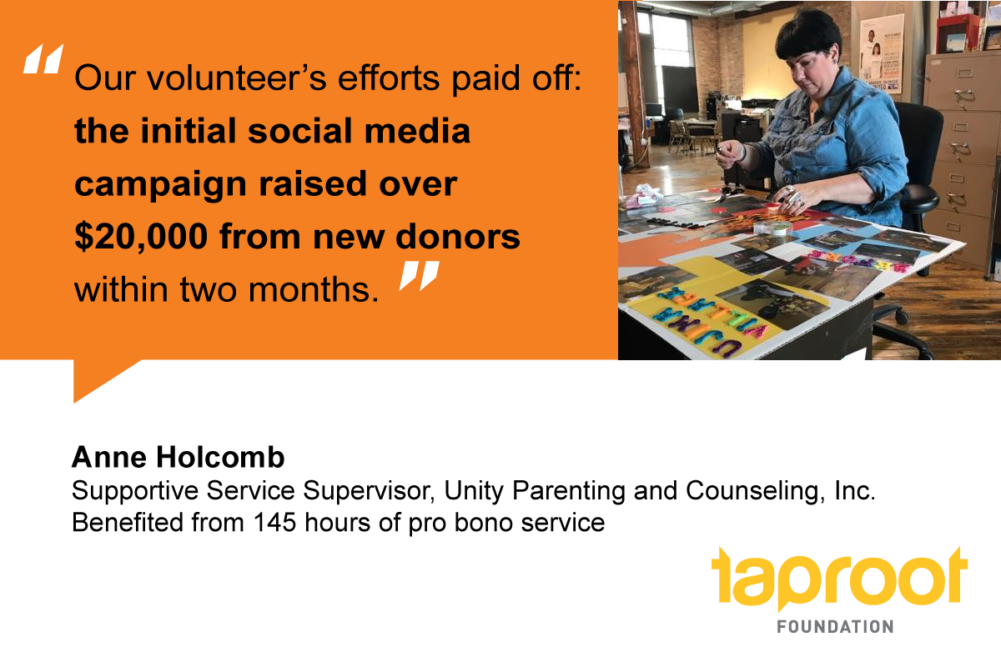 People of Pro Bono Anne Holcomb: