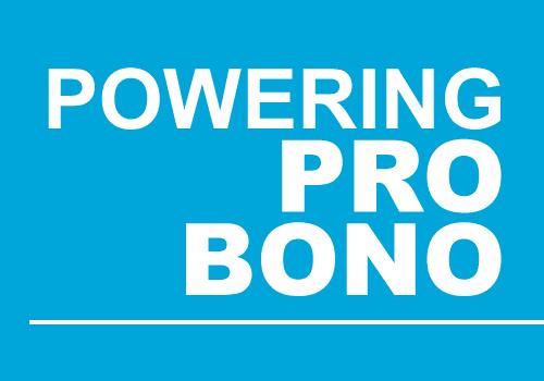 Powering Pro Bono