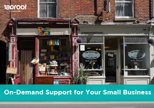 On-Demand Support for Your Small Business