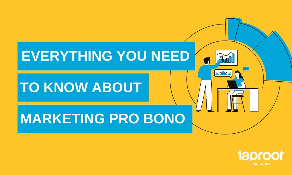 Marketing Pro Bono